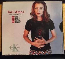 Tori Amos Me And A Gun Live Calvin Klein CD Promo Cat# PRCD 8010-2 1997