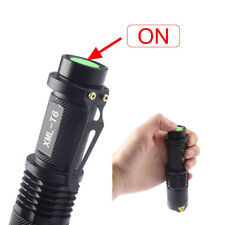 20000LM XM-L XML T6 LED 18650 Flashlight ZOOM Tactical&Military Torch Light