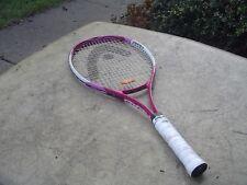 Head Elite Lite Titanium Tennis Racquet 4 3/8 w Pro Overwrap
