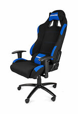 AKRACING K7012 Gaming Chair Black Blue Office PC Ergonomic Seat