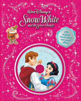 """Disney """"Snow White and the Seven Dwarfs"""" Storybook (Book & CD), , Very Good Book"""