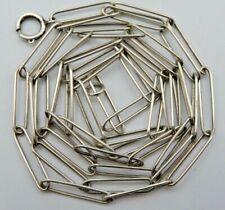 70 cm 800 Silber Kette Halskette Z5r