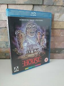classic 1980's HOUSE  BLU RAY (Archer) Fast/Free Posting