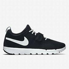 Nike SB TRAINERENDOR se 644830014 Nero/Bianco 7.5 EUR 42 NUOVO