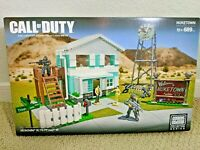 2015 Mega Bloks Call of Duty Nuketown Collector Set New In Box- Discontinued