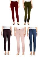 NEW St. Johns Bay Women's Skinny Jeans Slender Mid Rise size 6P 8 12 14 16 18