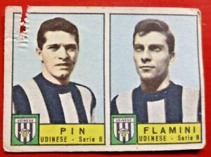 PIN / FLAMINI UDINESE- FIGURINA COLLEZIONE PANINI 1963/64