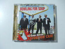 Bowling For Soup – The Great Burrito Extortion Case - CD Audio Album USA 2006