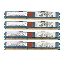 4x For Hynix 8GB DDR3 1333MHz PC3-10600R 240-pin Reg ECC Server Memory 1333 @3