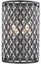 Crystal/Phoenix Wall Sconce By Designation Lighting