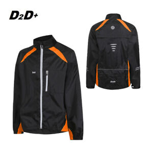 D2D Ladies Plus Size Windshield+ Windproof Cycling Jacket - also Shower Proof