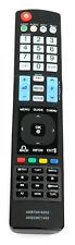 AKB72914202 AKB33871420 TV Control remoto reemplazo negro para LG sub AKB7291420