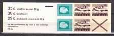 1972 postzegelboekje 2 x 35 - 3 x 10 ct delta + kruis NVPH PB 12 a TB postfris