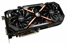 AORUS GeForce GTX 1080 Ti 11G 11GB GDDR5X Tarjeta Gráfica (GV-N108TAORUS-11GD)