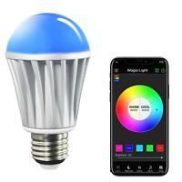 MagicLight Bluetooth Smart Light Bulb  60w Equivalent Wake Up Lights