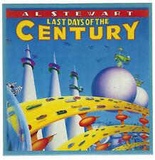 Al Stewart - Last Days Of The Century (CD)