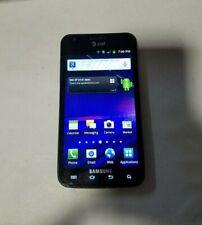 Samsung Galaxy S2 Skyrocket 16GB(SGH-i717) Black - AT&T- READ BELOW