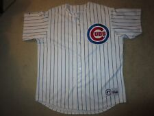Mark Grace #17 Chicago Cubs MLB Majestic Premier Sewn Jersey XL Rookie