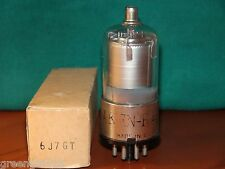 Ken Rad 6J7 G Vacuum Tube V Strong Results = 1430