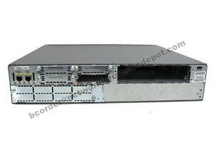 CISCO2821 Router 1GB DRAM 15.1 Adv. Enterprise IOS 2821/2851 - 1 Year Warranty