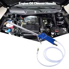 Car Engine Oil Cleaner Gun Air Power Siphon Washer Spray Tool Remove Dirt Grease