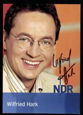 Wilfried Hark NDR Autogrammkarte Original Signiert ## BC 16116
