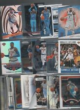 (45) DIFFERENT CARMELO ANTHONY CARDS  FREE SHIPPING LOT