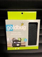 Goldbug Adjustable and Secure Stroller Organizer