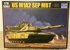 Trumpeter 1/16 US M1A2 SEP Main Battle Tank
