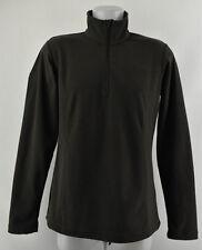 Bergans Of Norway 5819 Alsten Lady Jacket Fleece Hooded Brown Ski Coat Size L