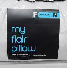 Department Store My Flair Firm Density 2 STANDARD Goose Down Pillows