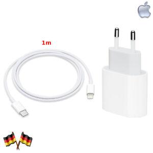 Original Apple 20W Ladegerät Ladekabel iPhone 12 Pro Max USB-C Power Adapter NEU