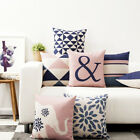 Geometric Animal Throw Pillow Case Square Cushion Cover Home Sofa Decor Reliable