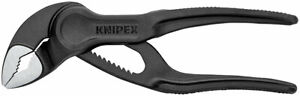 "Knipex Cobra XS 4"" Long 1"" Capacity Water Pump Pliers 87 00 100"