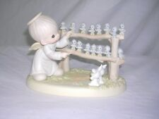 Precious Moments Figurine - #530786, '15 Happy Years Together What a Tweet' w/bx
