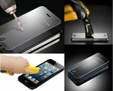 Clear Tempered Glass Screen Protector Cover For iPhone 5 5S 5C Shatter-proof