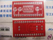 1x  SOP20 PCM1702 TO DIP28 PCM63  PCB  DIY