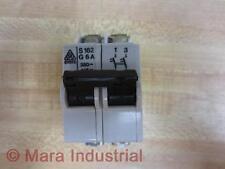 Stotz S162 Miniature Circuit Breaker G 6 Amp