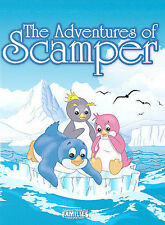 The Adventures Of Scamper Brand New DVD