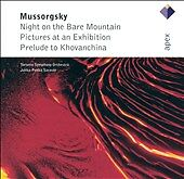 Mussorgsky: Night on the Bare Mountain; Pictures at an Exhibition; Prelude to Kh
