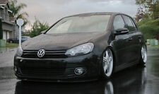 VW Golf Jetta MK6 6 MKVI Front Bumper CUPRA R Euro Spoiler Lip Valance Splitter/