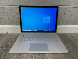 Microsoft Surface Book 1703 i5 6300U 2.40GHz 8GB RAM 256GB SSD Windows 10 WIFI