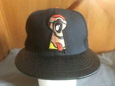 mens Trukfit black snapback cap adjustable hat one size keyhole Lil Wayne
