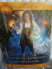 ANGELICA DISNEY Disguise Child Costume SIZE (S 4 - 6X) 50 % OFF