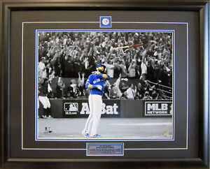 Jose Bautista Bat Flip 16x20 MLB Photo - Toronto Blue Jays
