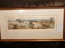 View Across The Windrush Valley Print By Patricia A. Regnart