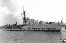 ROYAL NAVY WEAPON CLASS DESTROYER HMS CROSSBOW c 1955