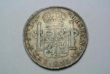 Colonial Spain 8 REALES Ferdin VII 1810 HI MEXICO, High Grade! - C6399