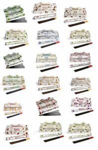 Stamford Premium Incense Sticks, Agarbathi, 6packs (90 Sticks) - All flavours