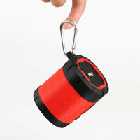 Portable Wireless Stereo Mini Sports Bluetooth 4.0 Speaker Handsfree Cycling Red
